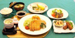 夕食-和食