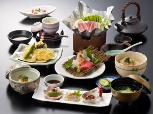 Recommended Japanese food